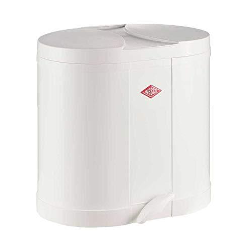 Wesco Öko-Sammler 170 - 2 x 15 Liter weiß