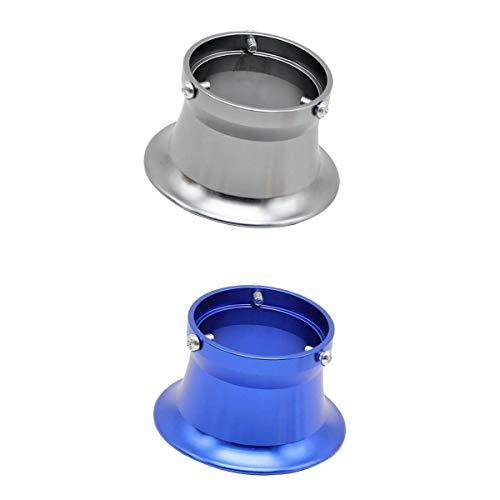 B Blesiya Set Coupes Filtre à air Carburateur Filtre à Air pour 28-34mm