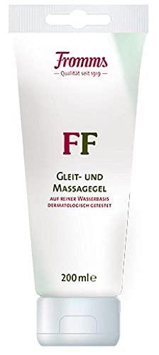 Fromm\'s FF Gleit- und Massagegel auf Wasserbasis 200ml Tube. 200 ml