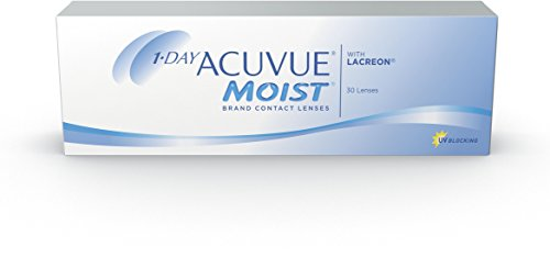 Johnson&Johnson - 1-DAY ACUVUE MOIST 30P (R), 8.5, -6.5
