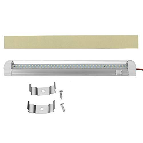 Conjuntos y componentes electrónicos DIY DC12V / 24V 33 CM Interior de la luz de la luz de la luz de la Barra de la Barra de la Caravana de la Caravana del Bus/Apagado del Interruptor (Size : 24V)