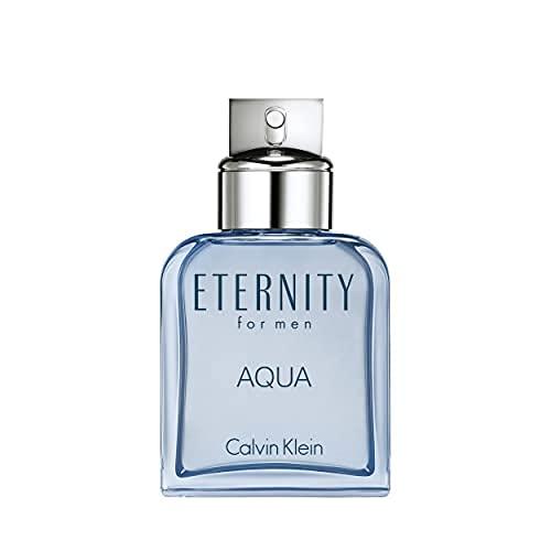 Calvin Klein Eternity for Men AQUA Eau de Toilette, 3.4 Fl. Oz. -  CPB-024