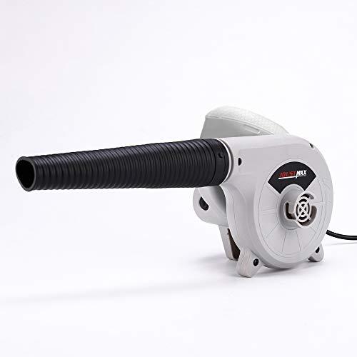 KKmoon Aspiratore Soffiatore Aspirafoglie Elettrico Multifunzionale per Pulire Computer, Polvere, Mobili, Auto, Foglia di Albero, 600W