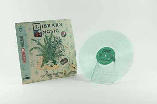 Known About Town: Library Music Compendium One (Lp) (Clear) (Rsd) -  SPACEBOMB HOUSE BAND, Vinyl