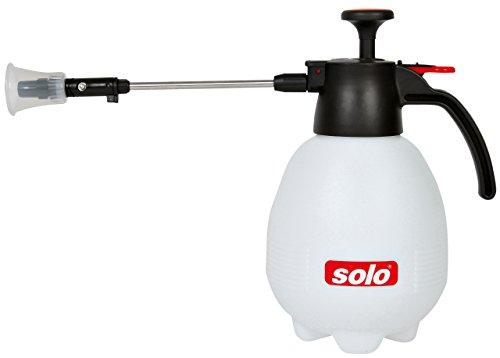 SOLO 402 Drucksprüher 2 Liter mit schwenkbarer Düse mit robusten FKM Dichtungen - Sprühgerät für Garten, Balkon und Haushalt