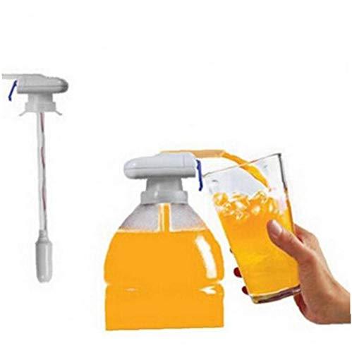 AMOYER Bebida mágica Agua del Grifo dispensador de la Bebida eléctrico, dispensador automático de la Fiesta al Aire Libre Inicio Herramienta de la Cocina Dropshipping