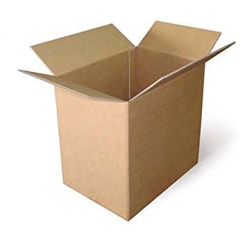 Caja de Cartón 23 x 13 x 23 cm CSM14, Pack de 15 uds: Amazon.es: Oficina y papelería