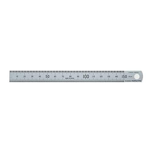 コクヨ 定規 本当の定規 15cm TZ-DARS15