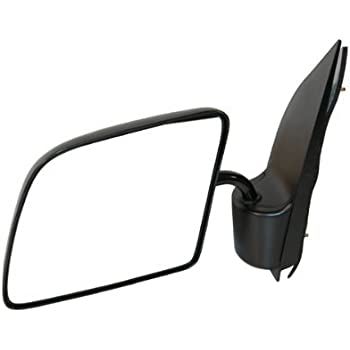 Fit System 61061F Ford Passenger Side Replacement OE Style Manual Folding Mirror