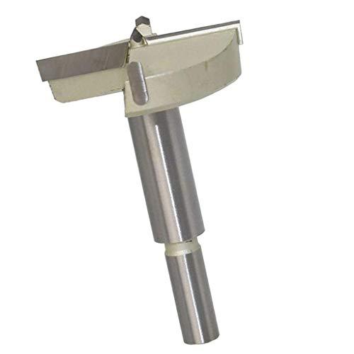 Forstnerbohrer Astlochbohrer Scharnierlochbohrer mit Schneiddurchnesser 15-60mm, Gesamtlänge 88 mm - 55 mm