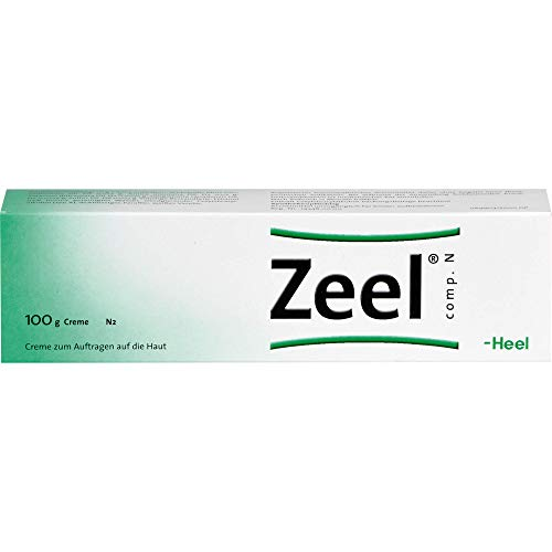 Zeel comp. N Creme, 100 g Creme