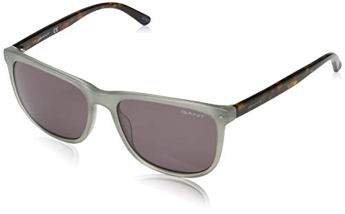 Gant Sonnenbrille Ga7093 5720A Gafas de sol, Gris (Grau), 57.0 para Hombre