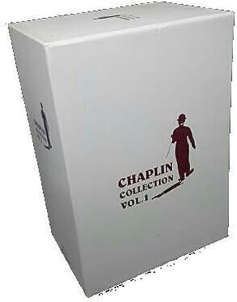 チャップリン・コレクション・ボックス 1 [DVD]