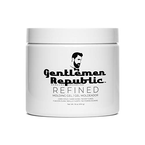 Gentlemen Republic 16oz Refined Gel