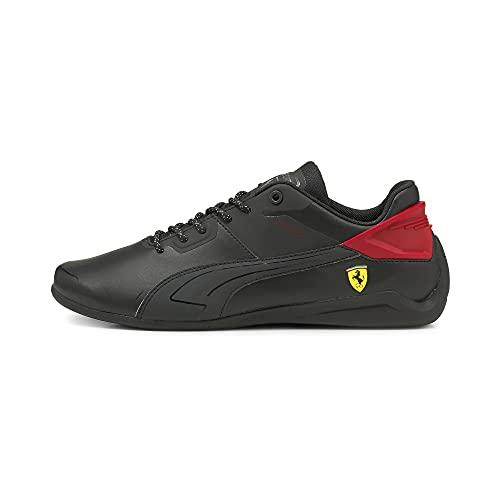 PUMA Ferrari Drift Cat Delta, Scarpe da Ginnastica Unisex-Adulto, Black, 40 EU