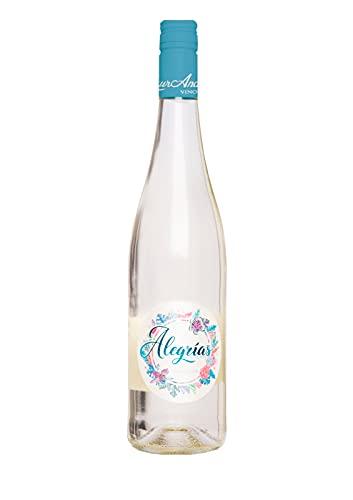 Alegrías by LaurAna - Vino Frizzante - Vino de la Tierra de Castilla- 1 botella x 750 ml