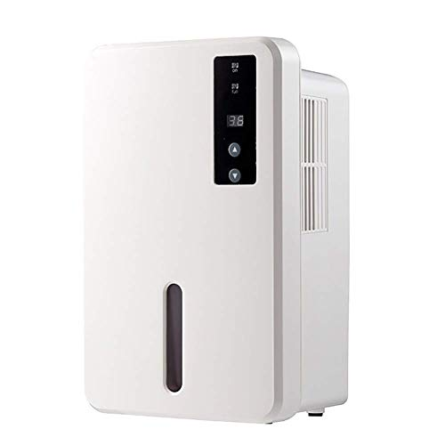 %17 OFF! GGRYX 1500ml Electric Dehumidifier, Mini Dehumidifier Ultra Quiet Low Energy, Air Dehumidif...