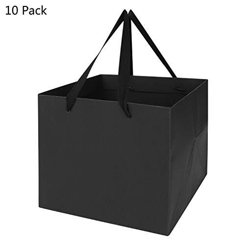 5/10 bolsas de regalo de papel kraft grande asa bolsa de fiesta...
