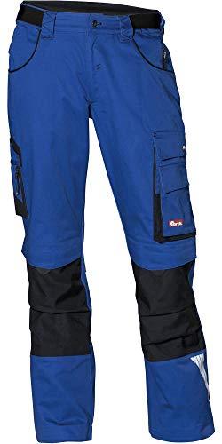 FORTIS Herren Bundhose/Arbeitshose 24 blau/schwarz Gr.26