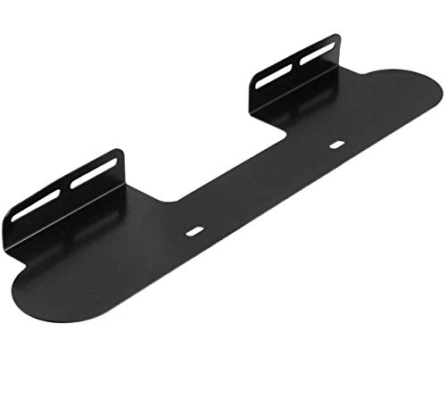 Dinghosen Wandhalterung für Sonos Beam Soundbar Schwarz Halterung mit Montage Hardware Kit
