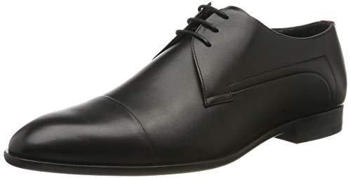HUGO Appeal Business-Schuhe, Schwarz