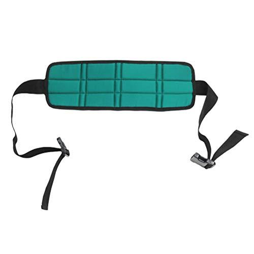Supvox Rollstuhl-Sicherheitsgurtband Rollstuhl-Sicherheitsgurtkissen Sitzgurt für ältere Patienten mit Behinderung