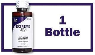 Extreme Lean Premium Relaxation Syrup Grape Flavor 2 oz (1 bottle)