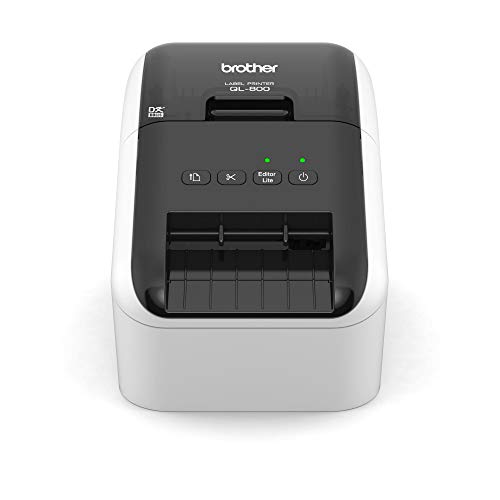 Brother QL-800 - Impresora de Etiquetas (USB 2.0,...