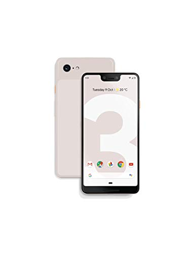 Google PIXEL 3 (2018) G013A 64GB - 5.5 inch - Android 9 Pie - Factory Unlocked 4G/LTE Smartphone (Not Pink) (Certified Refurbished)