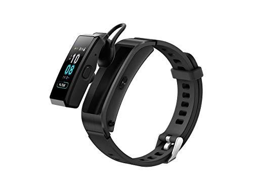 HUAWEI TalkBand B5 2018 Active Edition Pulsera Fitness Tracker Sport Band Auricular Función (Bluetooth manos libres) JNS-BX9 (negro)