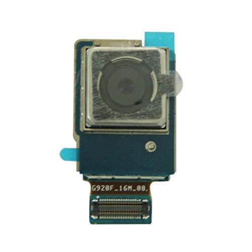 Mobiele telefoon vervangende onderdelen, mobiele telefoon repai Verkopen goed Back Camera voor Galaxy S6 Edge / G925
