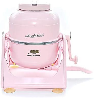 The Laundry Alternative Wonderwash Retro Colors Non electric Portable Compact Mini Washing Machine product image