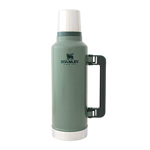 STANLEY(スタンレー) クラシック真空ボトル 1.9L グリーン 水筒 保冷 保温 保証 07934-009 (日本正規品)