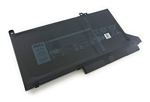 Dell PGFX DJ1J0 Latitude 7280 7290 7380 7390 7480 7490 42WHr 3-Cell Primary Lithium-Ion Battery 451-BBZL PGFX4 DJ1J0 9W9MX 451-BBZB