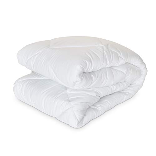 Eddie Bauer 400 TC Luxury Premium Cotton Mattress Pad Hypoallergenic Extra Plush and Thick Queen Size