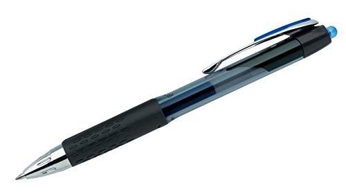 Roller a scatto UNI-BALL SIGNO 207 0,7mm blu UNI MITSUBISHI