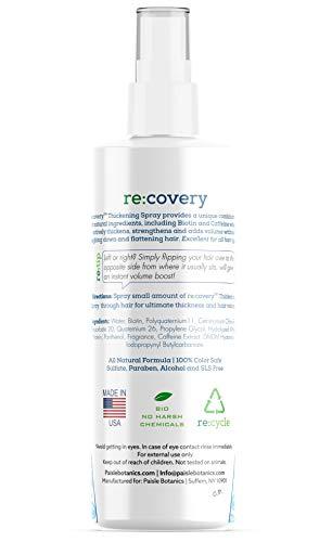 Beauty Shopping Biotin Hair Thickening Spray for Thin Hair Texturizing Spray Hair Loss Prevention