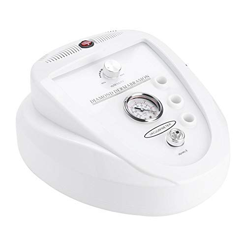Cocoarm Microdermabrasion Machine,3 IN 1 Exfoliator Skin Rejuvenation Machine Facial Wrinkle Removal Diamond Dermabrasion Microdermabrasion Machine Safe Skin Peel