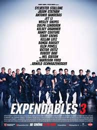 Poster The Expendables 3 Movie 70 X 45 cm
