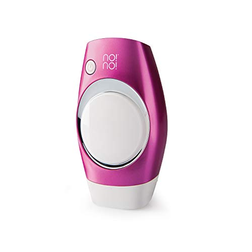 no!no! Compact Ipl - Pain Free Visible Body Hair Removal System for Women - Ladies Legs, Bikini Line, Armpits and Facial Hair Remover - Reduces Long Term Hair Growth - 7 Intensity Levels