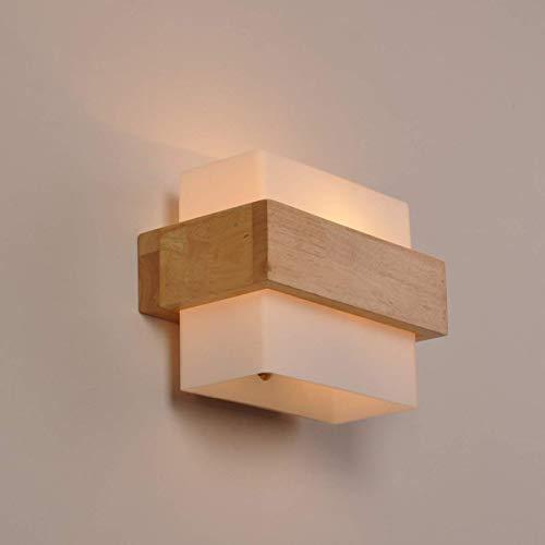 ONLT Lampada da Parete,Applique da parete a LED Lampada da parete per interni ad alta luminosità moderna Lampada da parete a sbalzo Lampade per hallway hotel luci (A)