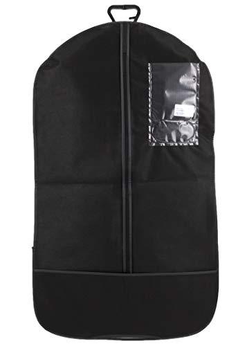 (スーツデポ) SUIT-DEPOT テーラーバッグ 黒 5組セット 31095-10x5