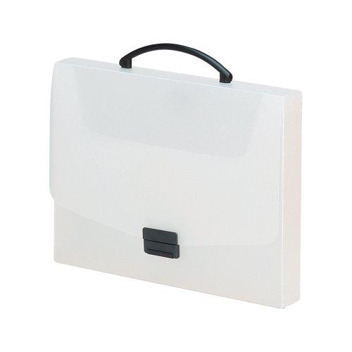 リヒトラブ バッグ アクアドロップス A4 乳白 A5005-1