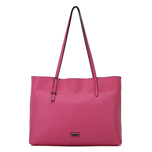 PU Leather Satchel Tote Bag $27.20 (80% OFF)