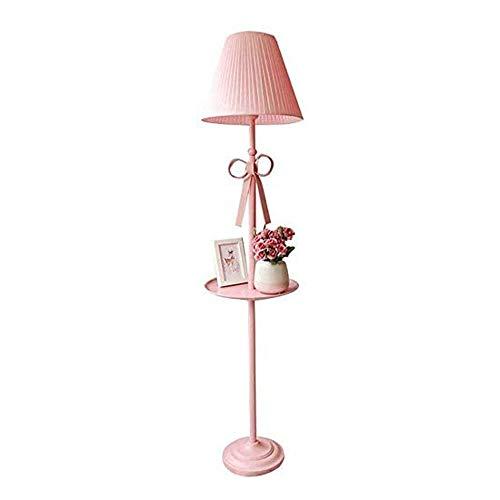 XYUN Woonkamer, hotel, kamer, staande lamp Princess meisjes verticale vloerlamp slaapkamer-kinder-kunst woonkamer hoge voetlamp