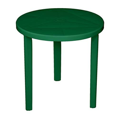 Areta ARE024 Tisch, Modell Milano, Grün