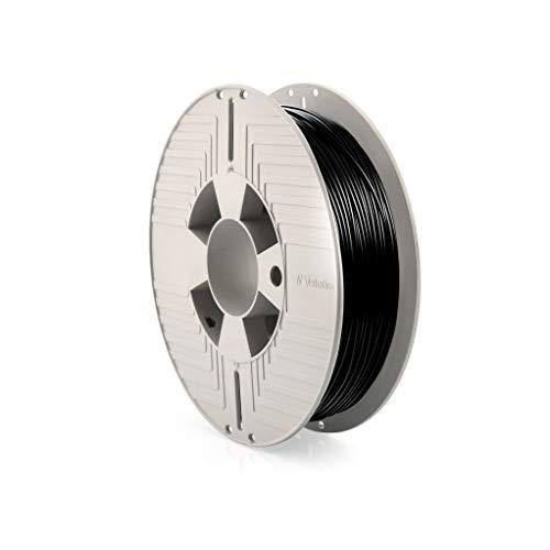 Verbatim 55511 Primalloy Filament, 1.75mm 0.5kg - Black