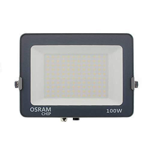 Proyector LED chipled OSRAM PRO, 100W ajustable 3000K-4000K-6000K, 3000-4000-6000K