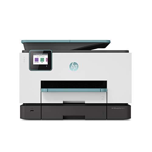 HP OfficeJet Pro 9025 - Impresora multifunción tinta, color, Wi-Fi, Ethernet, compatible con Instant Ink (3UL05B)