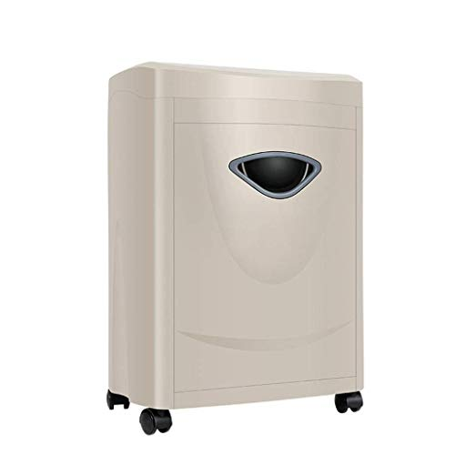 Fantastic Prices! SCDFDJ 5-Sheet High-Security Micro-Cut Paper Shredder, Credit Card/Staples/Clips S...